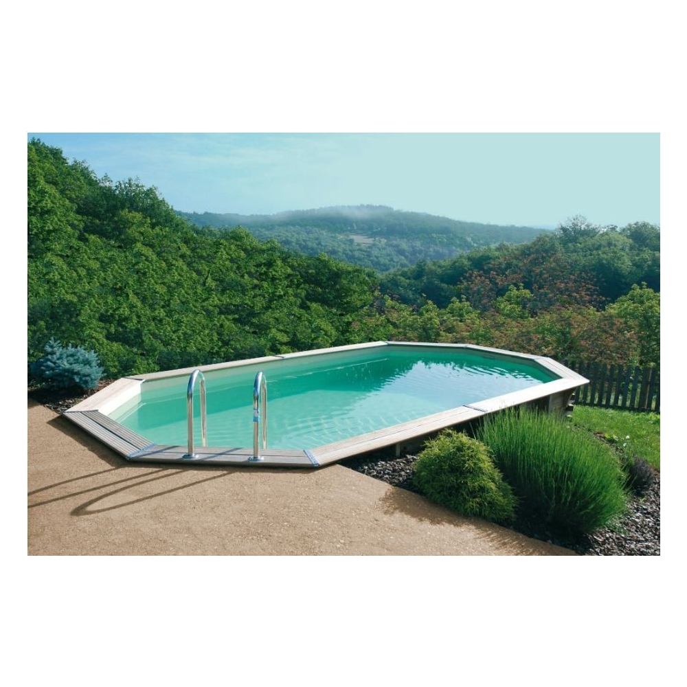 Piscine hors sol kit complet for Piscine kit en bois
