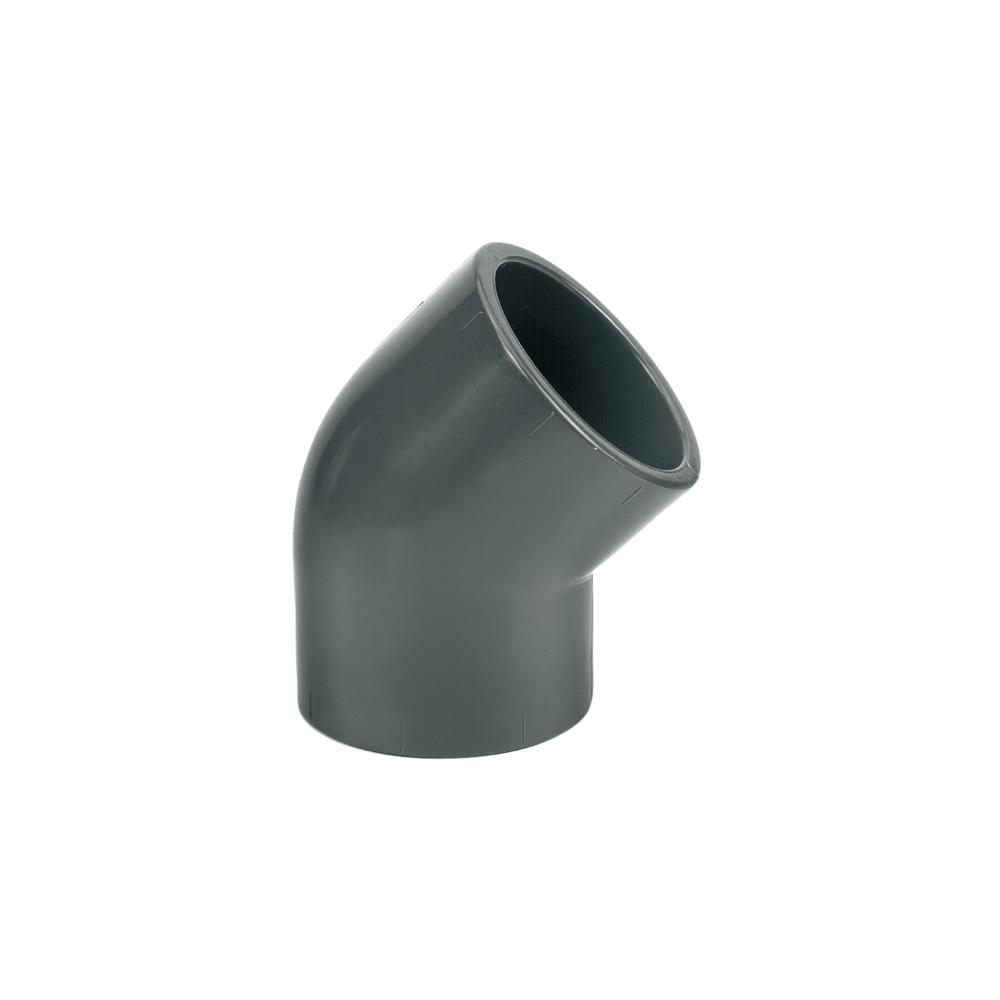 Coude coller 45 for Piscine pvc