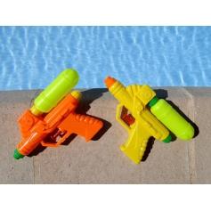 Lot de 2 mini pistolets à eau