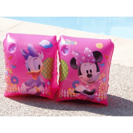 Paire de brassards MINNIE & DAISY Disney
