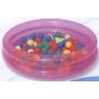 Piscine gonflable à boules