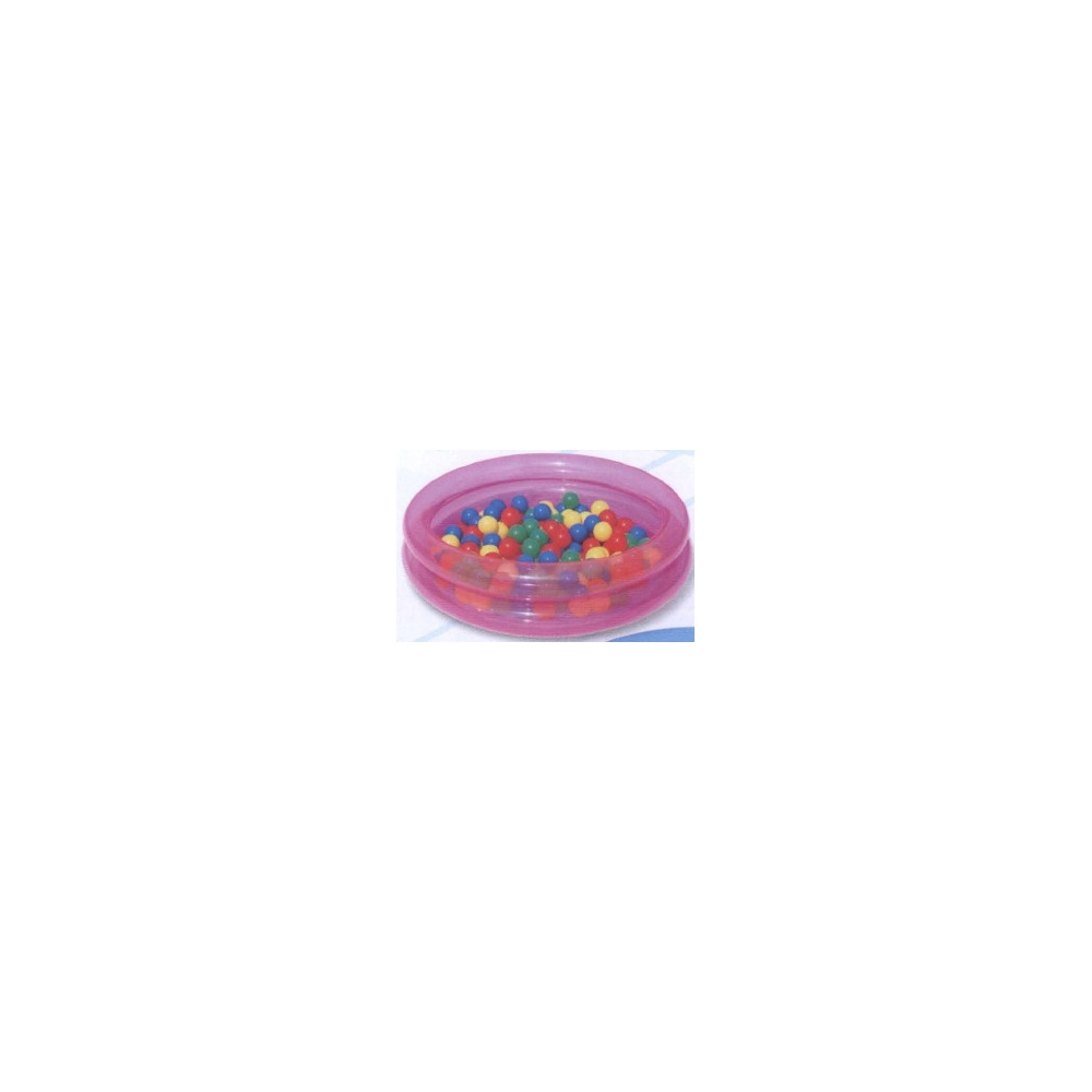 Piscine gonflable boules for Piscines gonflables