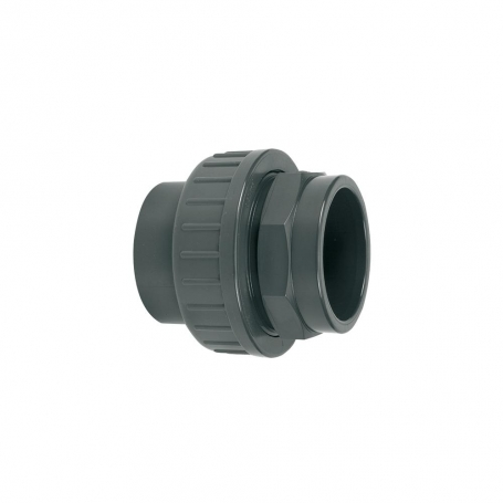 Raccord union 3 pi ces coller for Plomberie piscine