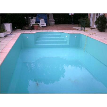 Nettoyage complet du bassin