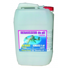 Réhausseur de pH REVA-PLUS liquide 25kg