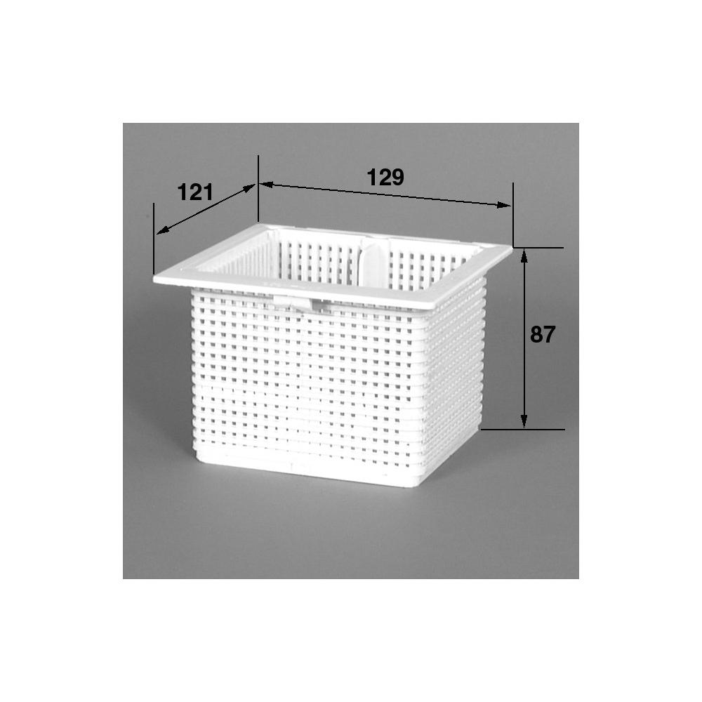 panier de skimmer de spa b ton. Black Bedroom Furniture Sets. Home Design Ideas