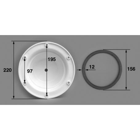 Joint d'optique de projecteur SNTE