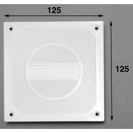 Couvercle de boite connexion Pool's (12x12cm)