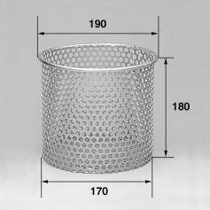 Panier compatible 8'' de pompe Starite DHG-DHH