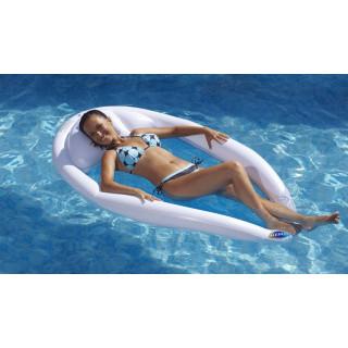 Matelas gonflable piscine HAMAC SURF