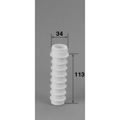 Crépine de 113 mm / Filtre Mamba S-450/520 - lot de 4