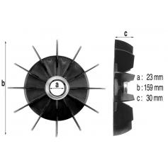 Ventilateur de moteur de pompe Tifon 1 300M