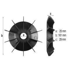 Ventilateur moteur de pompe Pahlen PA 200-300*