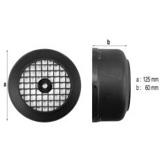 Capot de ventilateur moteur de pompe Magic 8-11