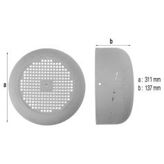 Capot de ventilateur de pompe PSH 132 (Ø311mm)*
