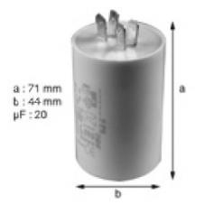 Condensateur 20mF pompe de massage
