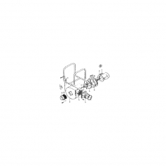 Goupille d'arbre moteur d'aspirateur Q-VAC