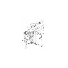 Coude en caoutchouc de Badujet Impulse (52/63mm)