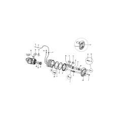 Joint de buse Badujet Smart (73X2.5mm)
