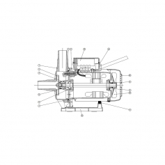 Joint de corps de pompe Basic (96x3,5mm)
