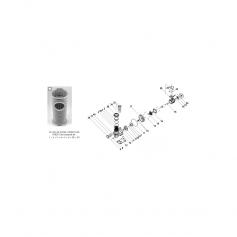 Joint de bouchon de vidange pompe Iris (13x2,5mm)