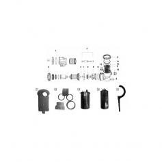 Moteur de pompe Silensor SLL400*