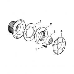 Rotule de refoulement Certikin