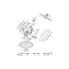 Tuyau d'aspiration standard,1m Polaris 140-340