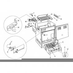 Joint d'échangeur de chaudière Purex - lot de 8