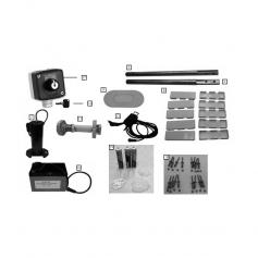 Clés et porte-clés pour boîtier de commande Delta