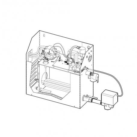 generateur vapeur mr steam ms E