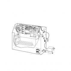 Carte électronique générateur vapeur MS-400E-CT*