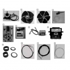 Condensateur de compresseur PH45V Fairland