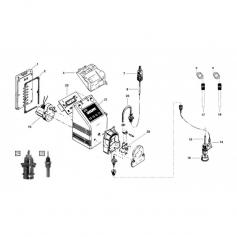 Sonde pH de pompe doseuse IMpH (10m)