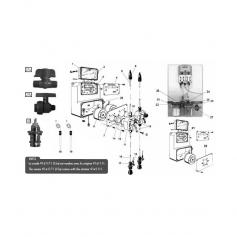 Sonde Rx de Régul-Control system (1m)