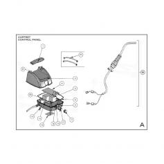 Cable de clavier alimentation Clean & Go, les 2*