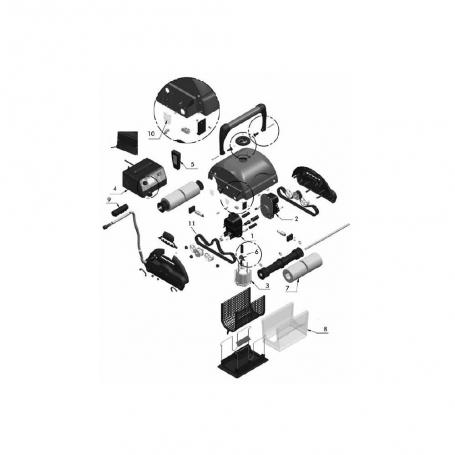 robot electrique magnum junior