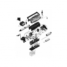 Brosse PVA pour robot UltraMax, les 4*