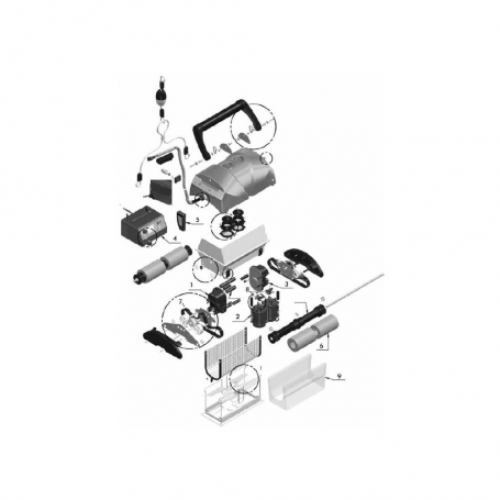robot electrique ultramax junior