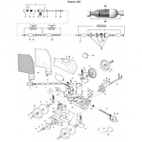 robot Polaris 280