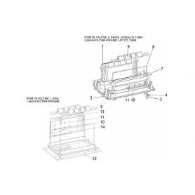 Vis VT TCL Pozi 2,9x13 A2 - lot de 4