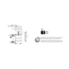 Lampe 110 W stérilisateur Delta E-40
