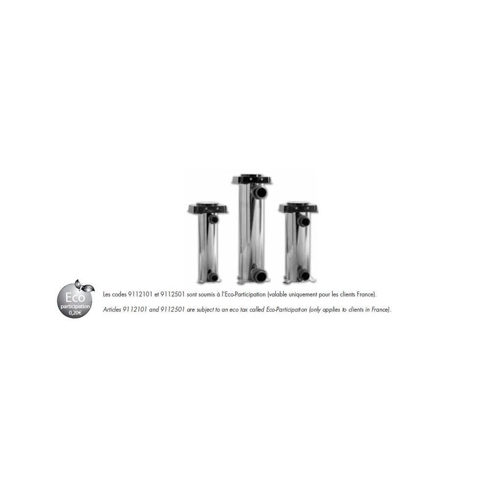 Lampe 55 w st rilisateur bio uv 170 uv 250 for Sterilisateur uv piscine