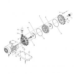 Turbine surpresseur Aquaboost II Badu-73*