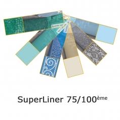 Liner piscine AQUALINER 75/100ème