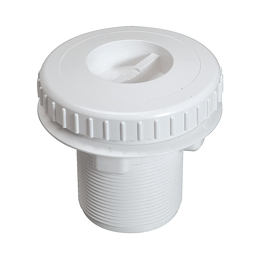 Prise de balai avec bouchon aquareva pour piscine b ton ou for Changer liner piscine waterair