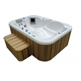Spa RIO 2 places - Portable ou encastrable