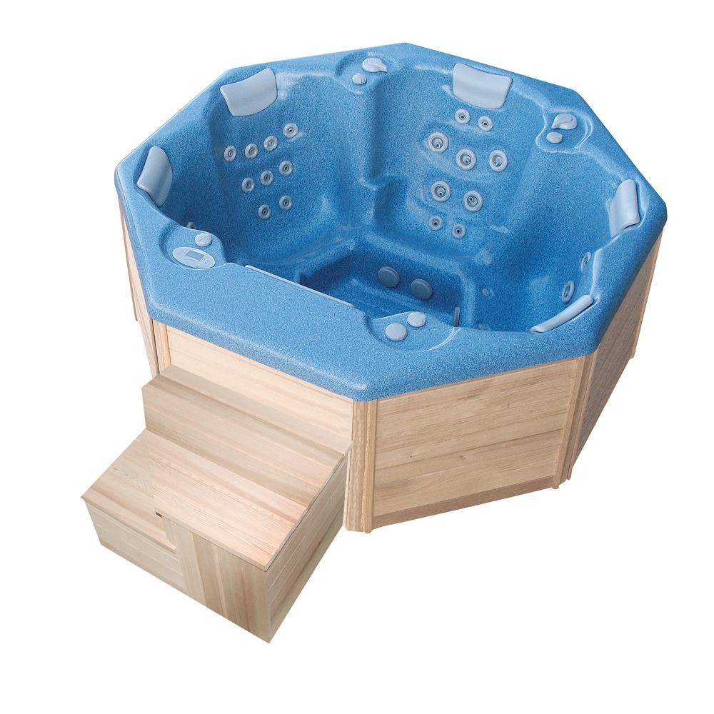 spa 5 places margarita portable ou encastrable. Black Bedroom Furniture Sets. Home Design Ideas