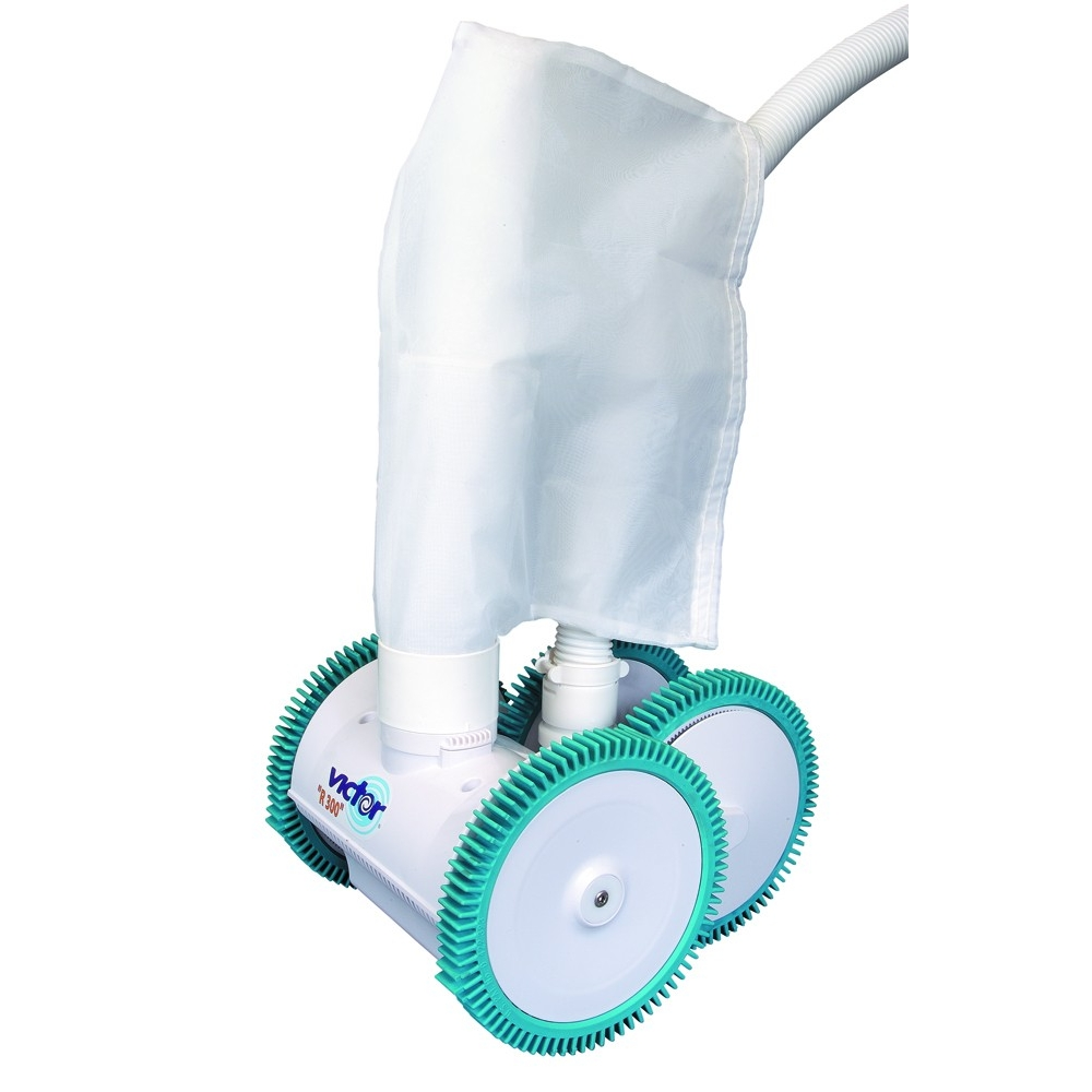 Robot piscine pulseur victor r300 sans surpresseur for Balayeuse robot piscine