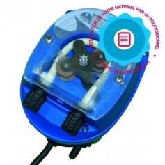 Pose d'un régulateur pH piscine par un professionnel